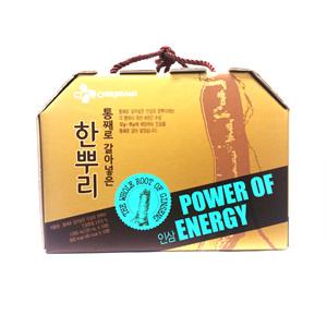 CJ 통째로 갈아넣은 인삼유한뿌리(120ml*10입)