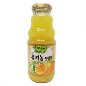 유기농 오렌지(245ml)