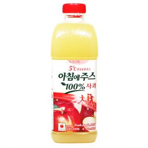 서울 아침에 주스 사과(950ml)