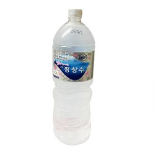 해태 빼어날수 평창샘물 생수(2L)/1인당 2box 제한합니다.