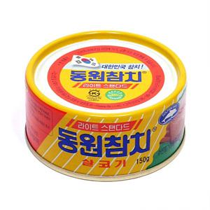 동원 라이트 스탠다드참치(150g)