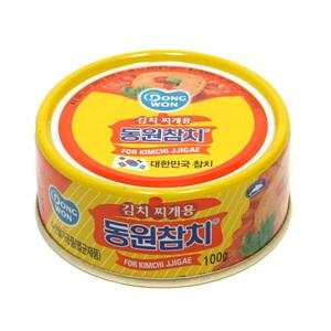 동원 김치찌개용 참치(100g)
