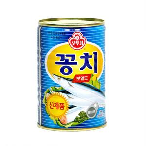 오뚜기 꽁치보일드(400g)