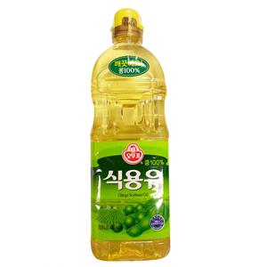 오뚜기 콩식용유(0.9L)