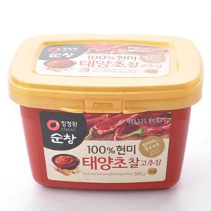 대상 순창 우리쌀로 만든 찰고추장(500g)