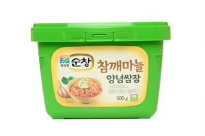 대상 참깨와마늘로 맛을낸 양념쌈장(450g)