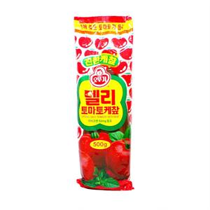 오뚜기 델리케찹튜브(500g)