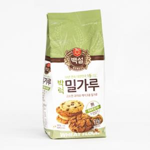 CJ 백설 박력밀가루 과자용(1kg)