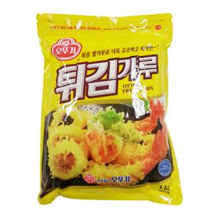 오뚜기 튀김가루(1kg)