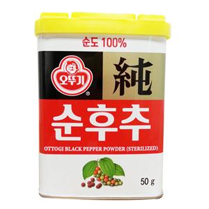 오뚜기 순후추(50g)