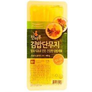 풀무원 김밥단무지(400g)