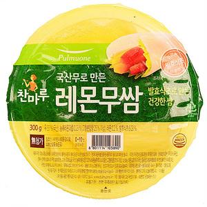 풀무원 레몬무쌈(300g)