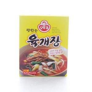 오뚜기 맛있는 육개장(38g)