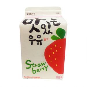 남양 맛있는우유 딸기우유(200ml)