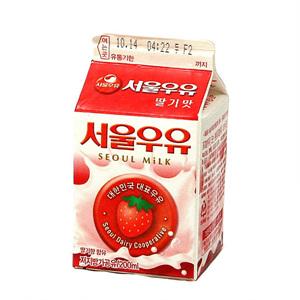 서울 딸기우유CP(200ml)