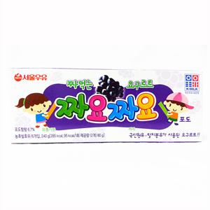 서울 짜요짜요 포도(40g*6)