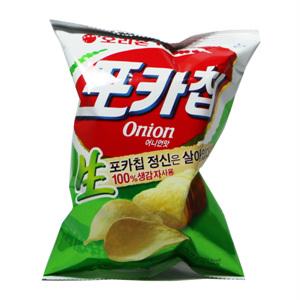 오리온 포카칩 양파(56g)