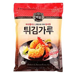CJ 백설 튀김가루(1kg)