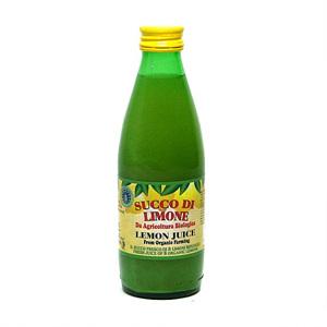 유기농 레몬주스(250ml)