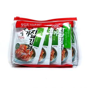 종가집 맛김치(200g*5)