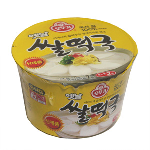 오뚜기 옛날쌀떡국(181.6g)