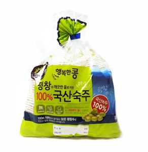 CJ 백설 행복한콩 숙주나물(300g)