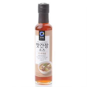 대상 맛간장소스 탕,찌개용(250ml)