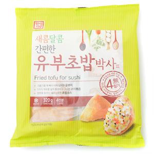 한성 유부초밥박사(320g)