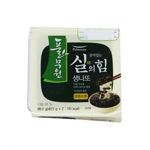 풀무원 실의 힘 검은콩생나또(100g)