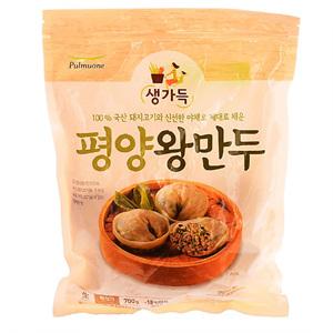 풀무원 평양 왕만두(700g)