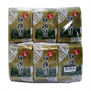 삼해 식탁용 재래구이김(4.7g*12봉)