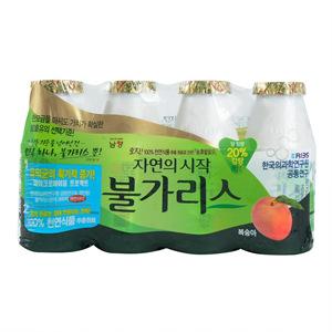남양 자연의시작 불가리스 복숭아(150ml*4)