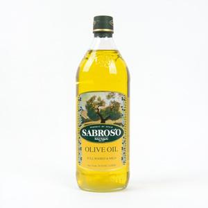 사브로소 퓨어 올리브유(1L)