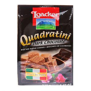 로아커 웨하스 다크 초콜릿(125g)