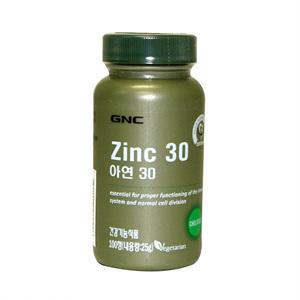 GNC 아연 30(25g)