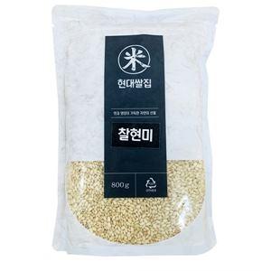 미다움 찰현미쌀(800g)