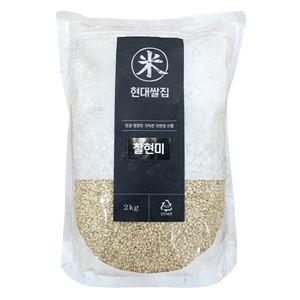 미다움 찰현미(2kg)