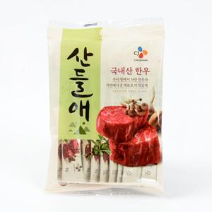 CJ 산들애 국내산 한우(8g*12개/96g)
