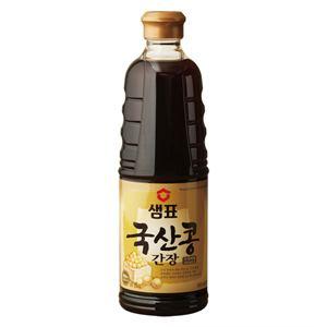 샘표 국산 콩간장(930ml)