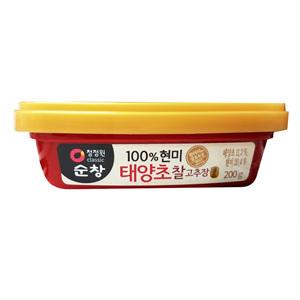 대상 사각 찰고추장(200g)