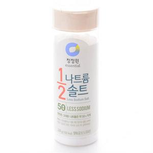대상 청정원 1/2 나트륨 솔트(220g)