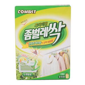 유델 컴배트 좀벌레싹 옷장용(3p)