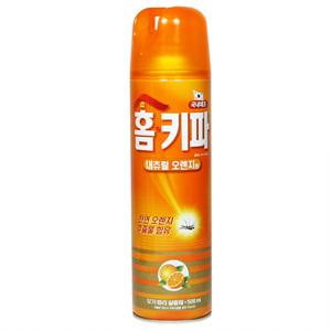 유델 홈키파 내츄럴 오렌지 에어졸(500ml)