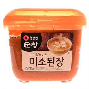 대상 청정원 미소장국 우리쌀 된장(450g)