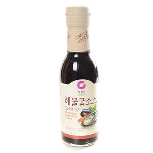 대상 청정원 고소한 볶음요리 해물 굴소스(250g)