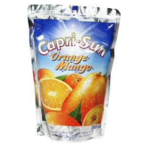 농심 카프리썬 오렌지망고(200ml)