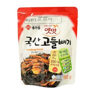 종가집 옛맛 고들빼기(150g)