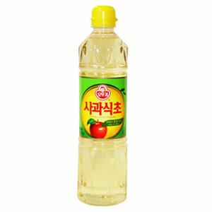 오뚜기 사과 식초(900ml)
