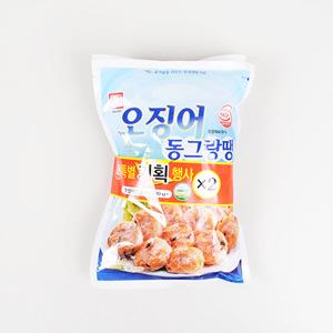 한성 오징어 동그랑땡 기획(350g*2입)