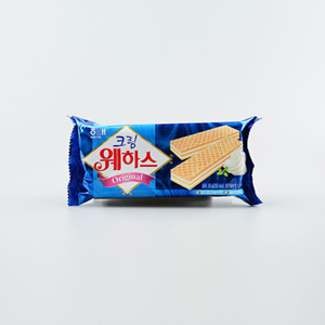 해태 크림맛 웨하스(64g)